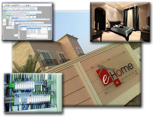 e-Home Automation Case Study