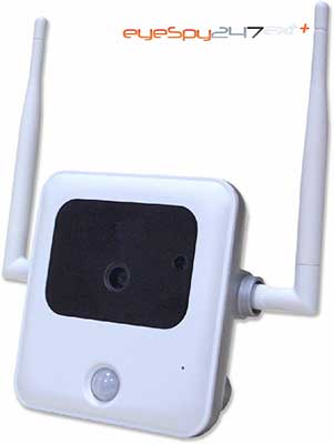 EyeSpy247 EXT+ WiFi HD IP CCTV Camera