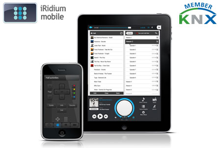 iRidium Mobile KNX