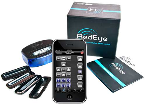 RedEye iPhone Remote
