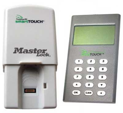 Biometric Garage Door Opener Automated Home