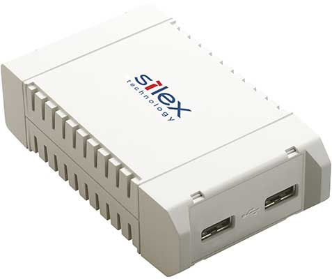 Silex SX-3000GB Ethernet to USB  Bridge
