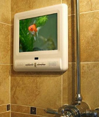 TechVision W104 Bathroom TV