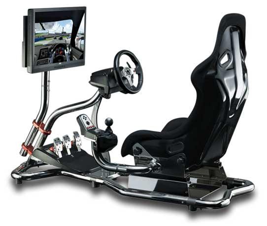 Playseat® Forza Motorsport + Thrustmaster TX Racing Wheel Ferrari 458 ...