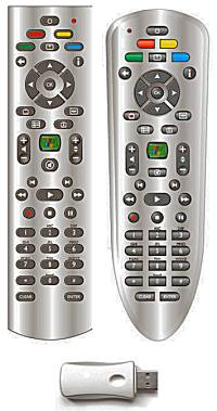X10 launch new rf remote for windows media centre automated home
