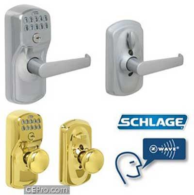 Z-Wave Door Locks
