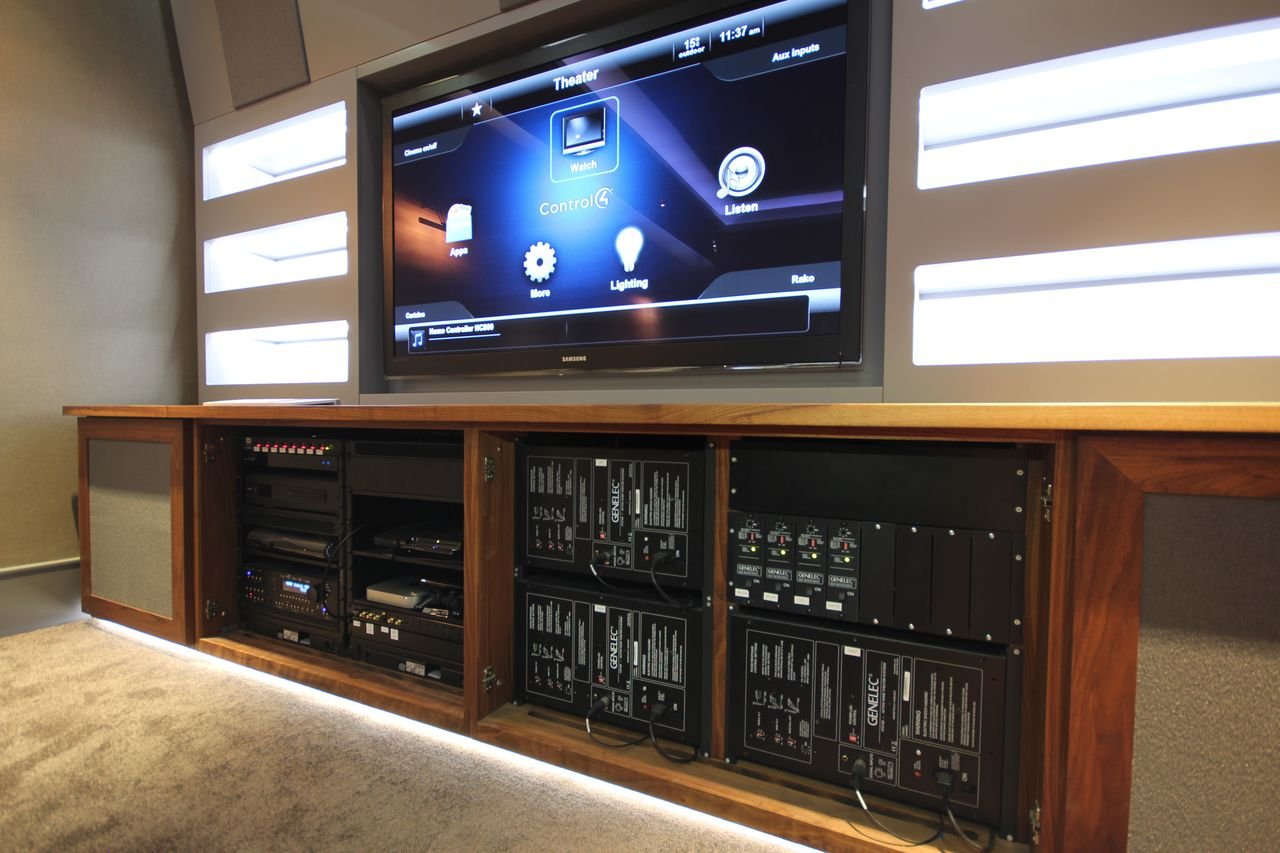 home theater case study