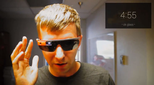 Video Revolv Shows Google Glass Home Automation