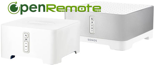 Openremote Controls Sonos