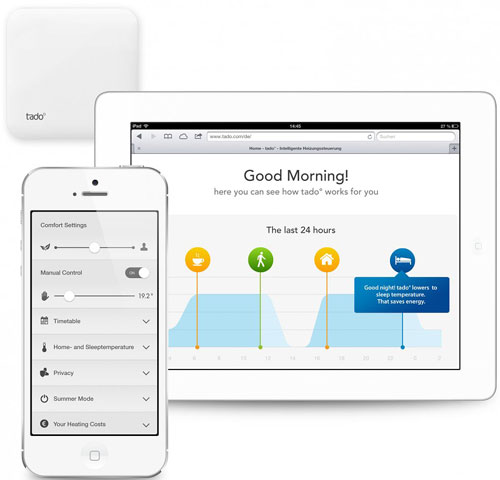Video Tado Smart Home Heating Control From Your