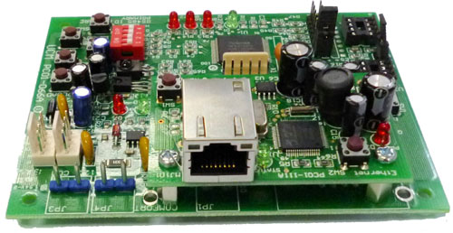 Cytech Comfort to Heatmiser UCM Interface