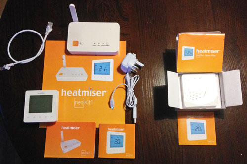 Heatmier Neo Review - Kit