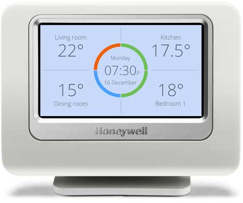 Honeywell evoHome UK