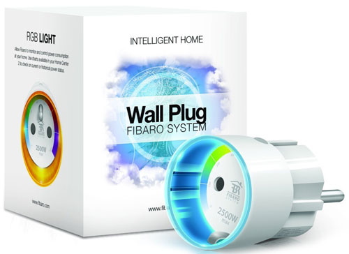Fibaro Wall Plug and Box