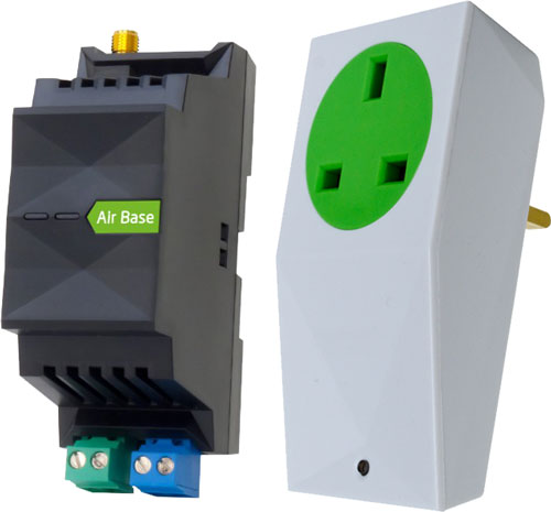 Loxone Air Extender and Smart Socket
