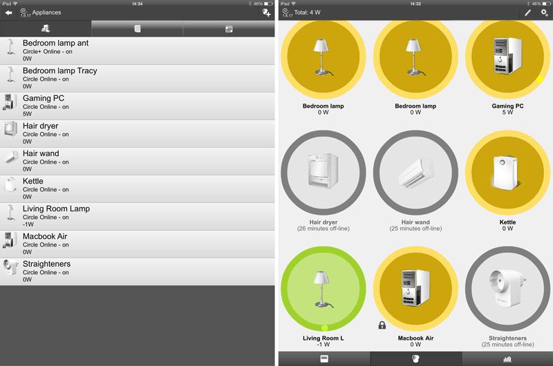 Plugwise Home Stretch 2.0 Appliances