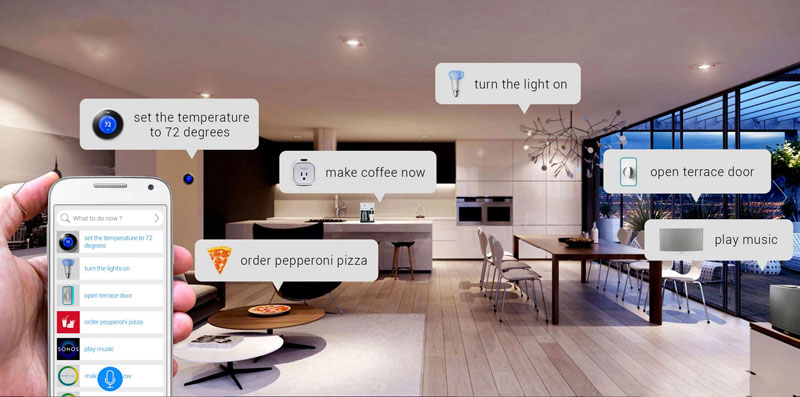 'Shortcut' App Brings Smartphone Voice Control to your Smart Home