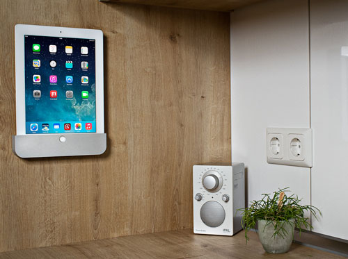 New JUICE iPad Wall Dock Hits Kickstarter