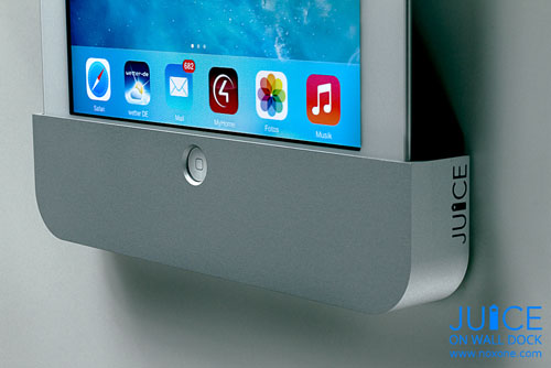 JUICE iPad Wall Dock