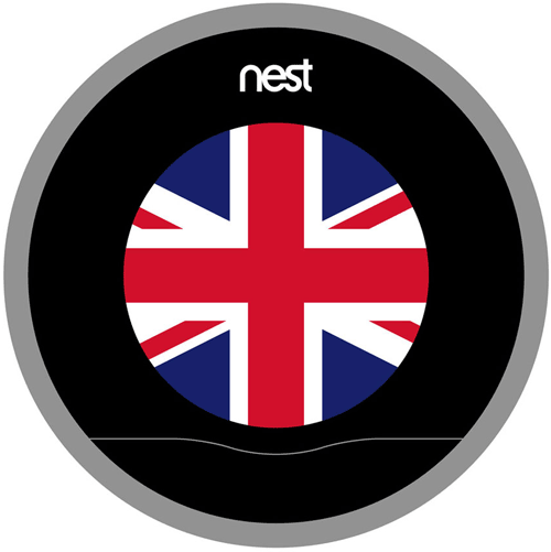 Nest now in the UK