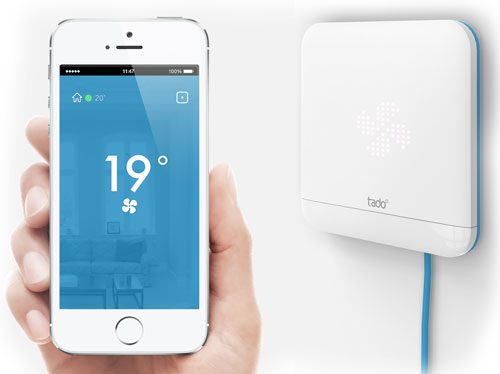 Tado Cooling Box and App