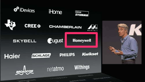 Homekit Honeywell Lyric