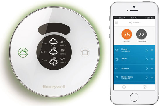Honeywell Lyric Thermostat UK