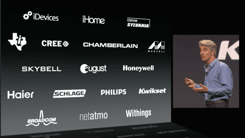 Apple Home Automation API Partners