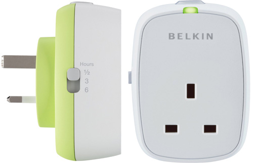 Belkin Energy Saving Plug with Timer