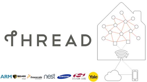 Thread Wireless Home Network Protocol