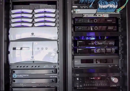Home Automation Racks