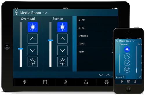 Crestron Pyng Aims To Transform Home Automation on can lighting wiring