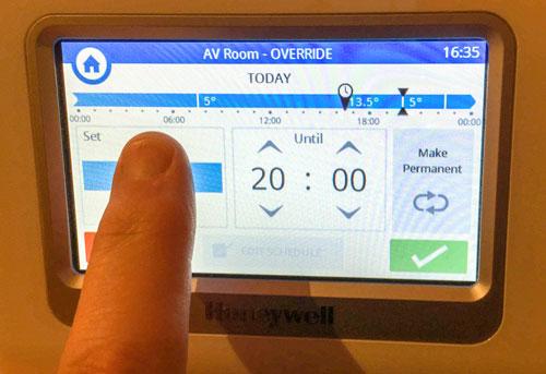 Review Honeywell Evohome Wireless Smart Home Heating