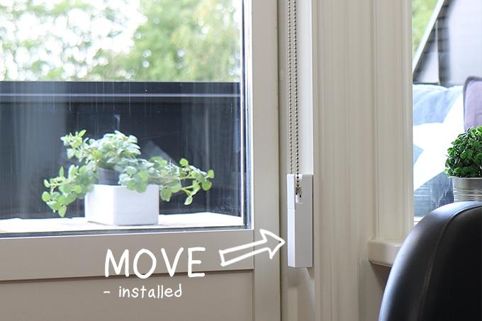 Kickstarter Move Solar Powered Motorized Blind Amp Shade