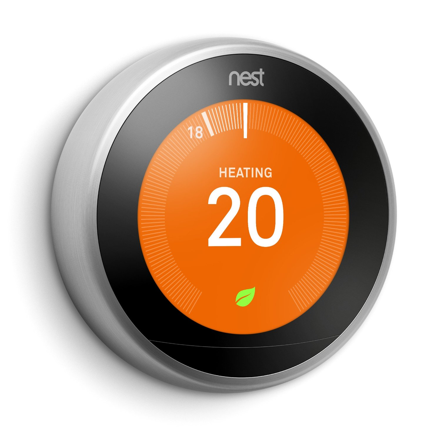 uk gets 3rd gen nest thermostat with hot water control automated home. Black Bedroom Furniture Sets. Home Design Ideas