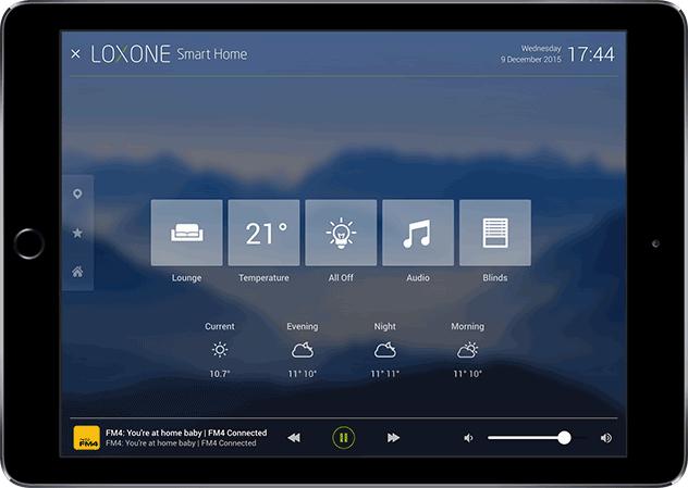 Home design app for tablet video latest loxone app adds for Room design app uk