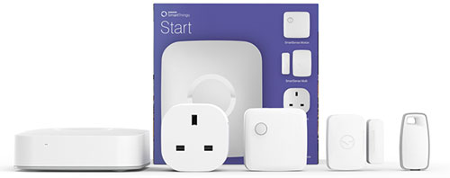 smartthings uk kit