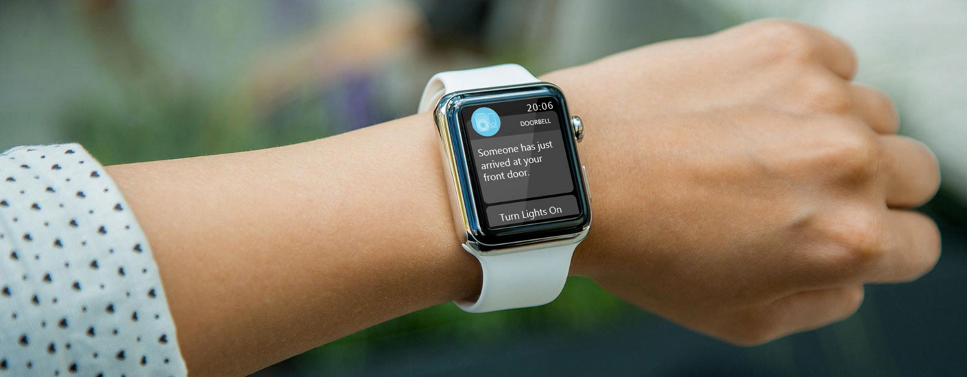Doorbell Notifications on the Apple Watch