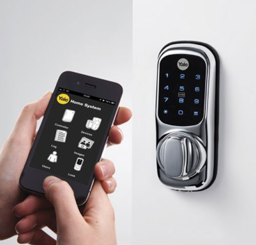 Win a Yale Z-Wave Door Lock