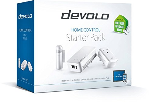 devolo home control review part 1 starter pack automated home. Black Bedroom Furniture Sets. Home Design Ideas