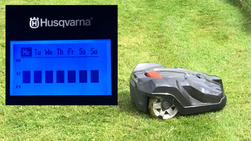 Husqvarna Automower Review Part 3 – Perfect Timing