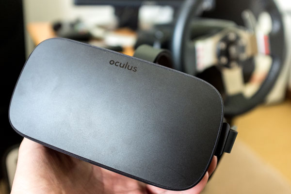 Mini Review: Oculus Rift – Game Changing Hardware That Takes Me To The Track