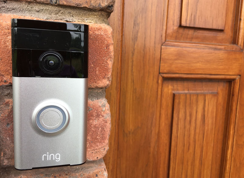 Ring Doorbell UK - Installed and Ready