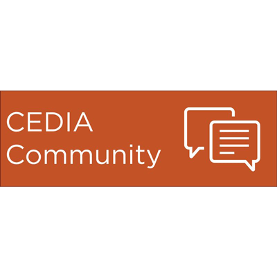 CEDIA Launches Online Community
