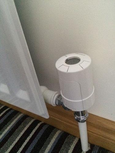 Devolo Home Smart Home Heating - TRV