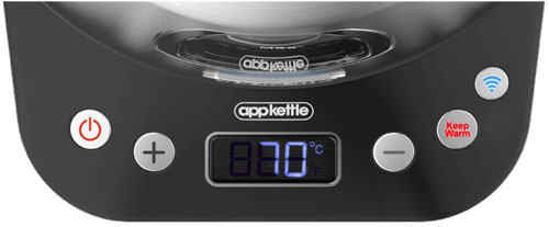 AppKettle Manual Controls