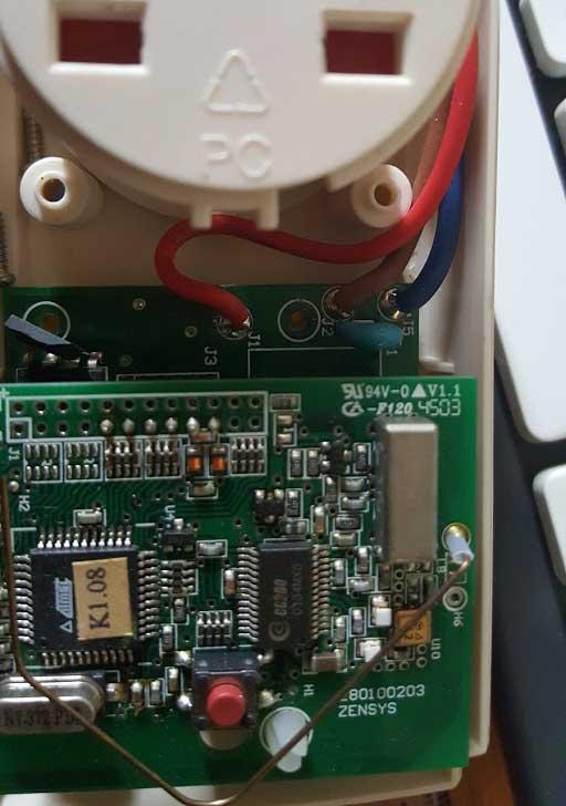 Homecontrol Socket - Original Layout