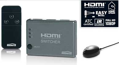 Connect310 HDMI Switcher