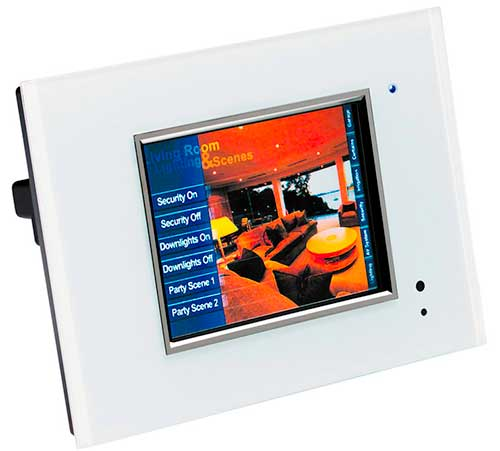 C-Bus Colour Touchscreen