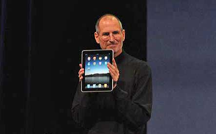 Apple iPad Tablet Computer